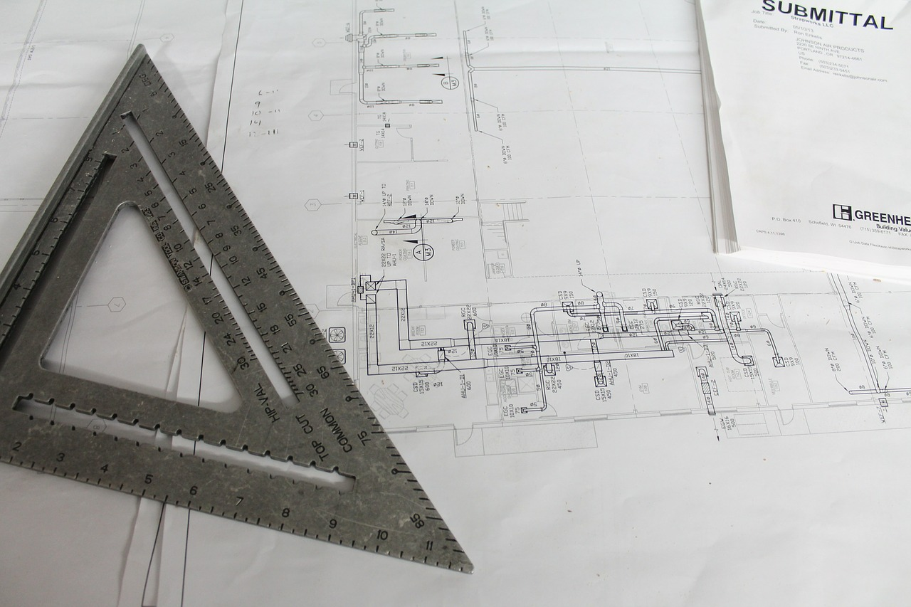 constructie plannen huis