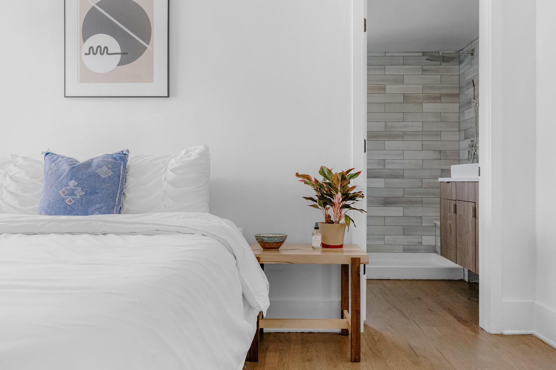 elektrische boxspring slaapkamer